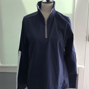 Women's Medium Under Armour quarter zip pullover